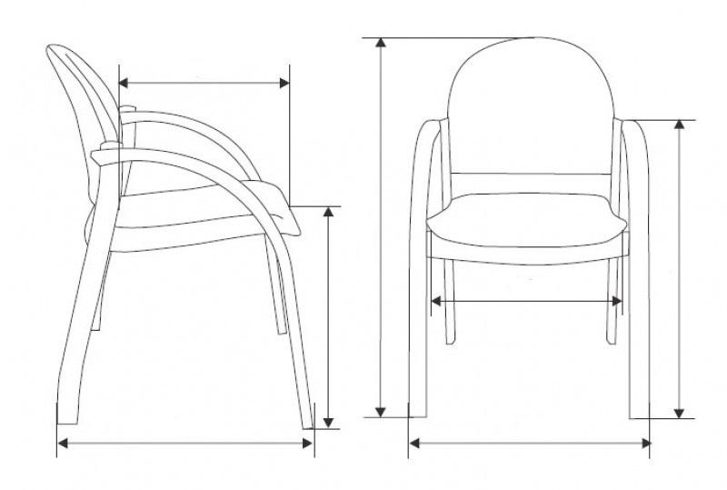 Офисные кресла и стулья данной